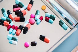 It's important to only take the antibiotics you need, but also to complete your course.